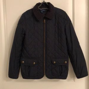Ralph Lauren Quilted coat for kids